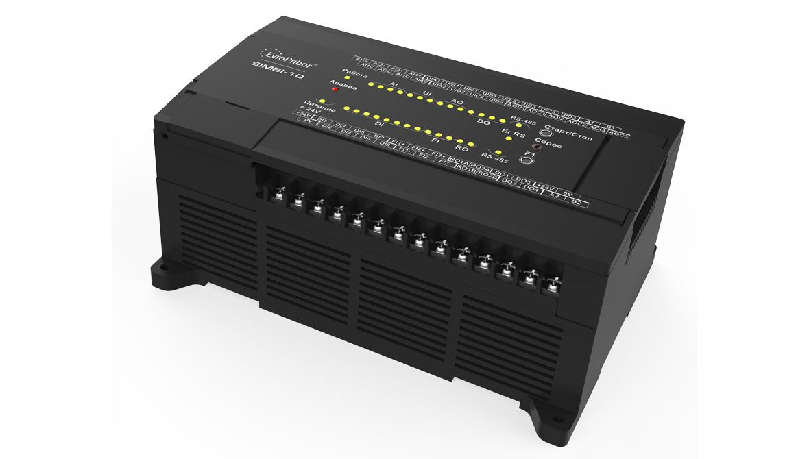 Серия ПИД-регуляторов на базе контроллера Simbi-10